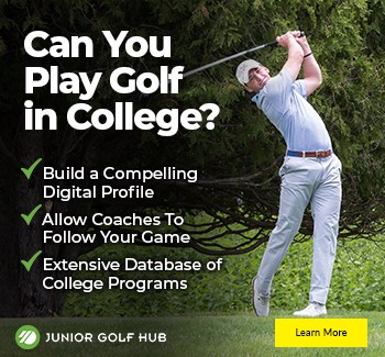 Junior Golf Hub - Can you play college golf?